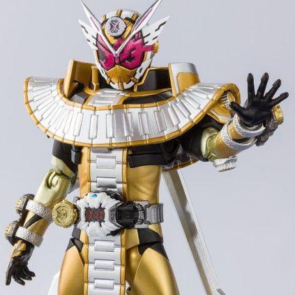Premium Bandai S.H.Figuarts Kamen Rider Zi-O Ohma Form