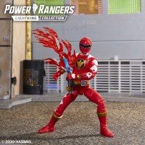 Power Rangers Lightning Collection Dino Thunder Red 2