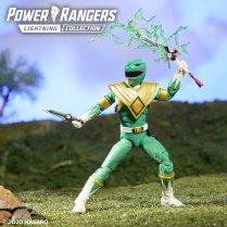 Power Rangers Lightning Collection MMPR Green