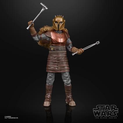 Star Wars Black Series Armorer Alt 2