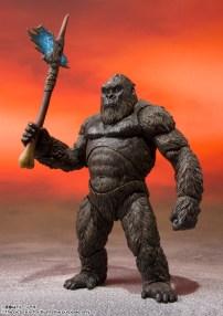S.H.MonsterArts Kong (Godzilla vs. Kong) 05