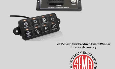 Switch-Pros Wins SEMA Award