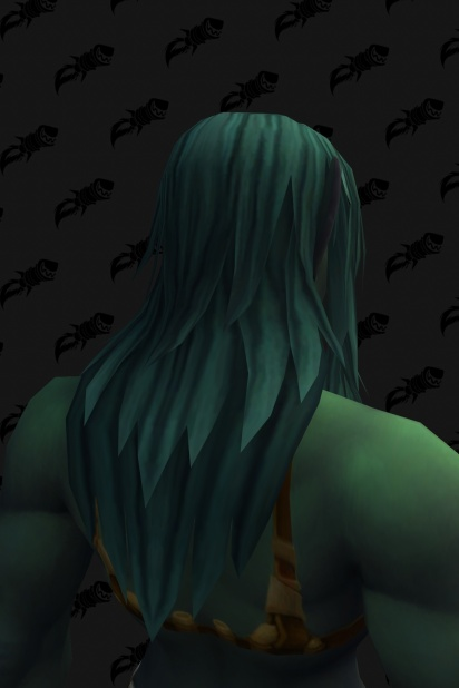 Hair Color - Female Orc 03