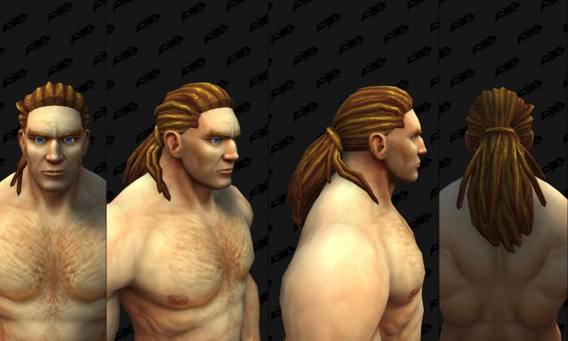 Human Male Hairstyles 07