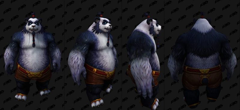 Male Pandaren Customization 02