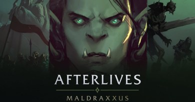 Shadowlands Afterlives Maldraxxus