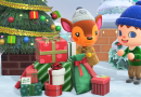 Festliche Stimmung in Animal Crossing - Das Winter-Update