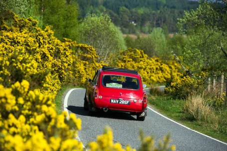 """Photos of Scottish Malts Rally (28/04-02/05/2014) All rights reserved. Editorial use only for press kit about Scottish Malts 2014. Any further use is forbidden without previous Author's consent. Author's credit """"©Photo Rastrelli"""" is mandatory"""