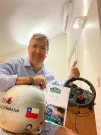Car 26 - Felipe Ledermann