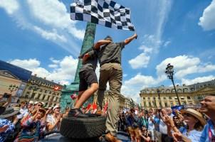 Paris Scens 2 - Blue Passion