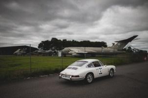 """HERO-ERA Challenge 2, Yorkshire Wolds 2021. """"4 - Stephen Owens - Nick Bloxham, Porsche 911 SWB"""""""