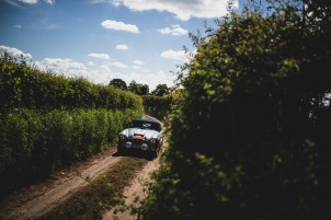 HERO-ERA Summer Trial 2021. 14, David Coxon + Pete Hawkins, Austin Healey 3000 MkIII