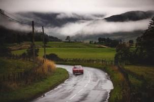 "Scottish Malts 2021, ""20 Judith Keiper + Katharina-Rabea M?ller , Alfa Romeo GTV 1750 (A&D)"", day 2, Atholl Palace Hotel, Pitlochry to Kingsmills Hotel, Inverness."