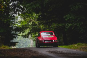 """Scottish Malts 2021, """"30 Jonathan Money + Phil Feast , Porsche 911s"""", day 2, Atholl Palace Hotel, Pitlochry to Kingsmills Hotel, Inverness."""