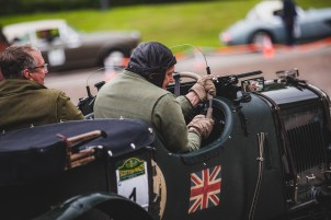 """Scottish Malts 2021,""""1 Andy Buchan + Roy Buchan , Bentley Le Mans"""" , day 2, Atholl Palace Hotel, Pitlochry to Kingsmills Hotel, Inverness."""
