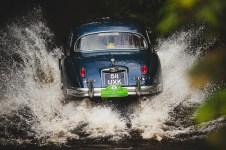 "Scottish Malts 2021,""9 Richard Rea + Charles Rea , Jaguar XK150 FHC"" , day 3, Kingsmills Hotel, Inverness to The Aberdeen Altens Hotel, Aberdeen."