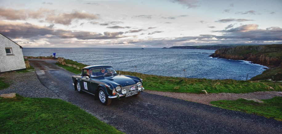 Triumph TR4A - 1966
