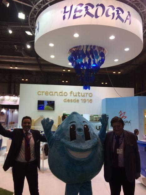 Stand Herogra en Fruit Attraction 2016