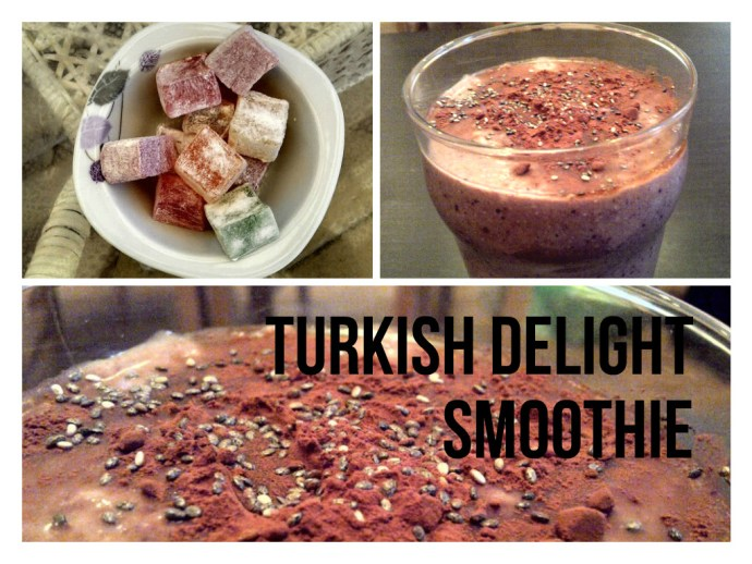 Vegan Turkish Delight Smoothie Recipe Health Room