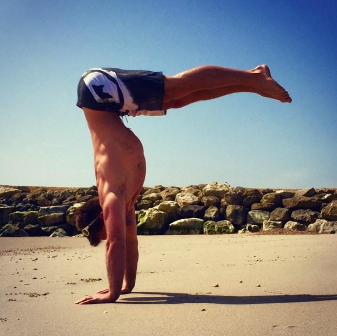 Dave Tilston Yoga Health Room