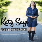 katy says fitness podcast