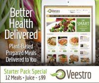 Veestro Healthy Meal Delivery