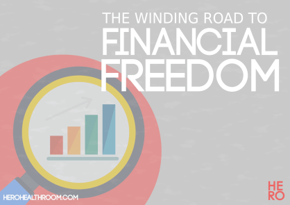 Winding Road - Steps to Financial Freedom