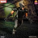 Mezco One:12 Previews Exclusive X-Force Wolverine