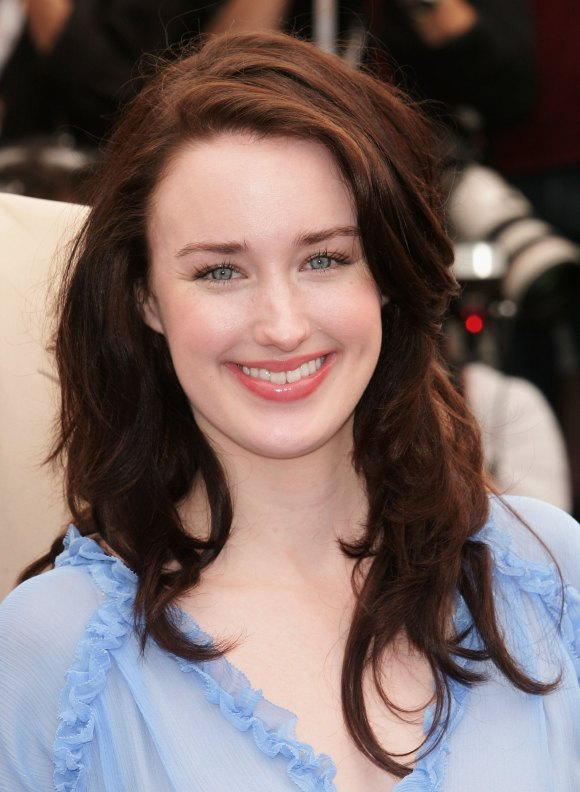 CANNES, FRANCE - MAY 19: Actress Ashley Johnson attends a photocall promoting the film 'Fast Food Nation' at the Palais during the 59th International Cannes Film Festival May 19, 2006 in Cannes, France. (Photo by Pascal Le Segretain/Getty Images)