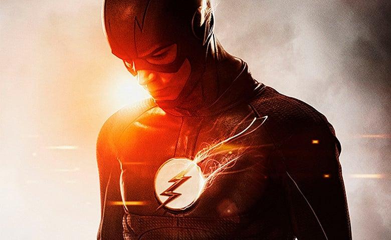 Tom Cavanagh Carlos Valdes The Flash Grant Gustin
