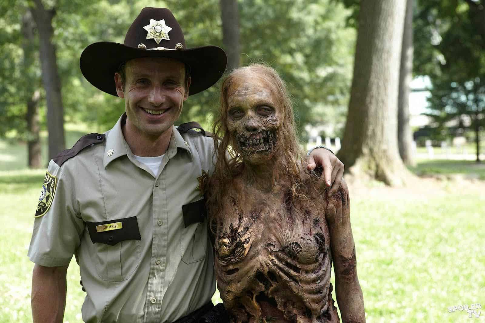 Image result for the walking dead zombies