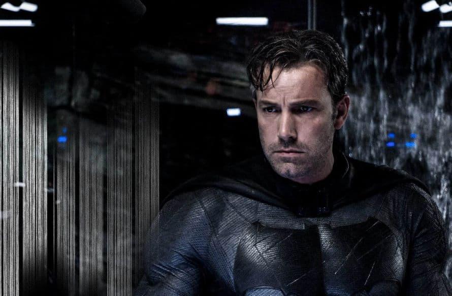 Ben Affleck Batman v Superman Dawn of Justice Bruce Wayne Chris Terrio