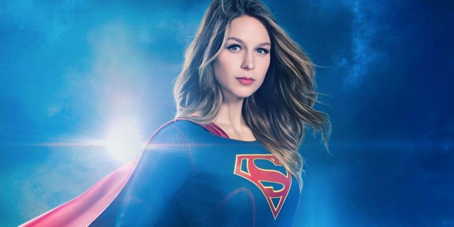 Melissa Benoist Supergirl The CW Sasha Calle