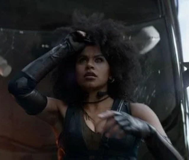 Deadpool 2 Zazie Beetz Domino X Force