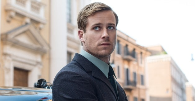 Armie Hammer The Man from U.N.C.L.E.