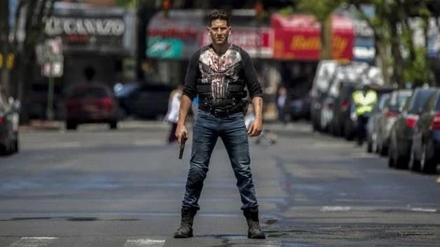 Iron Fist Daredevil Jessica Jones Iron Fist Luke Cage Netflix The Punisher Jon Bernthal Marvel MCU