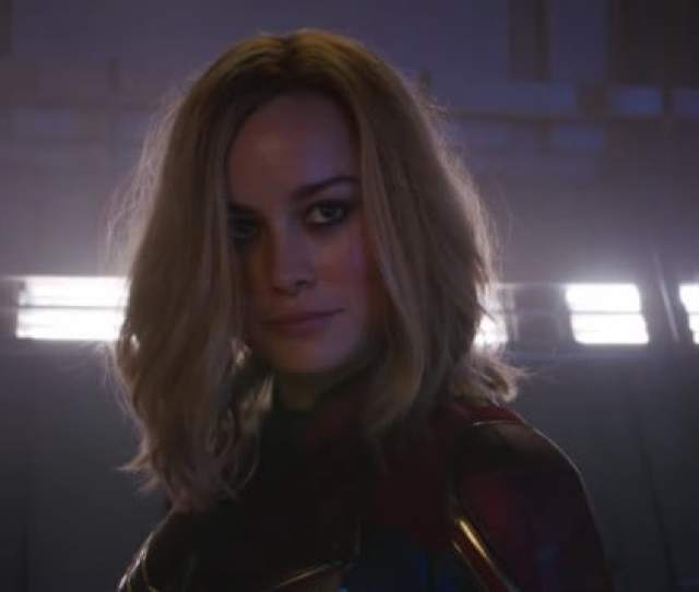 Brie Larson Captain Marvel Mcu Marvel Kevin Feige Aquaman Deadpool Wonder Woman