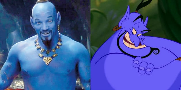 Image result for will smith genie