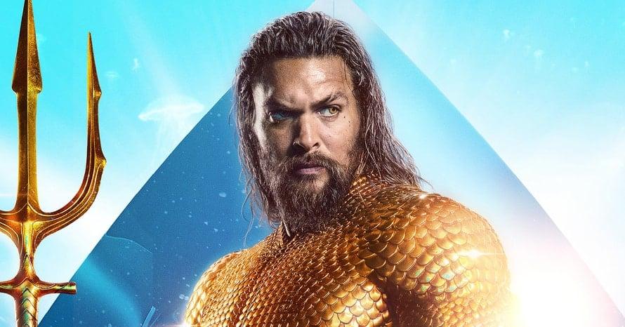 Aquaman Jason Momoa HBO Max King of Atlantis