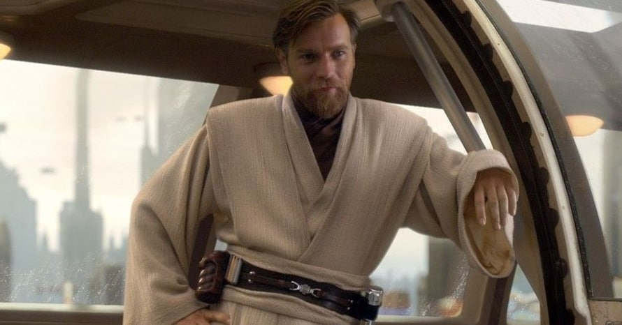 Ewan McGregor Bulks Up For 'Obi-Wan Kenobi' In New Photo