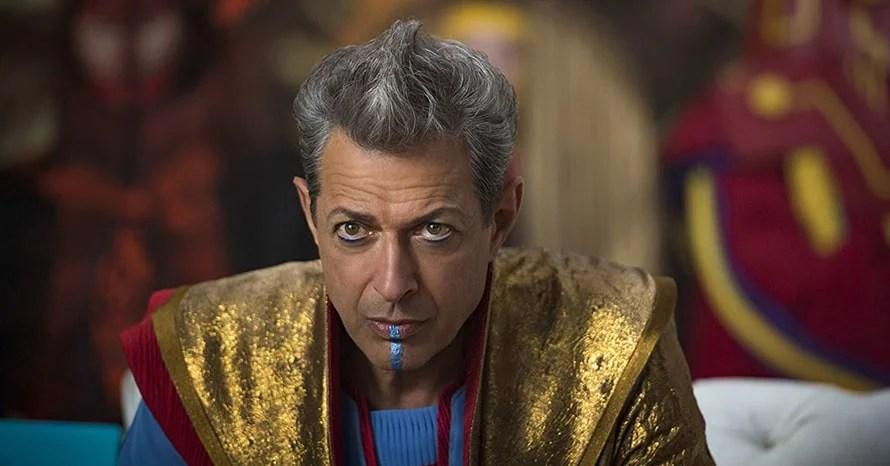 Jeff Goldblum Grandmaster Thor Love and Thunder Taika Waititi