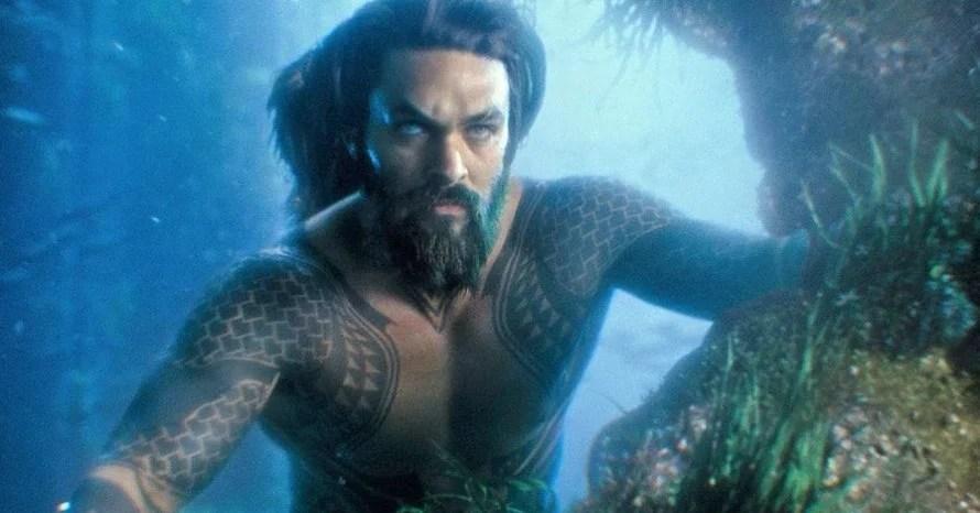 'Justice League': New Teaser Puts The Spotlight On Jason Momoa's Aquaman