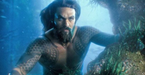 'Justice League': New Teaser Puts The Spotlight On Jason Momoa's Aquaman