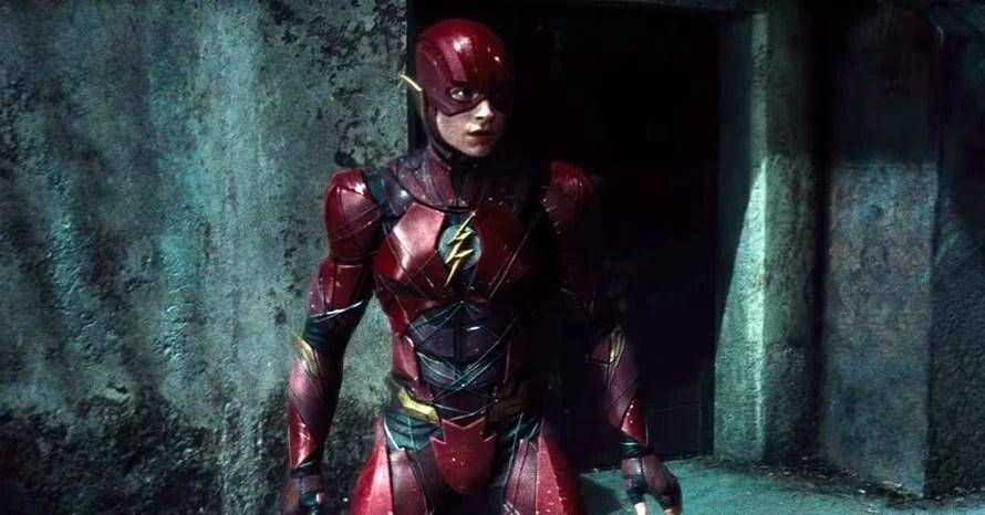 Ezra Miller The Flash Justice League Zack Snyder Andy Muschietti Warner Bros