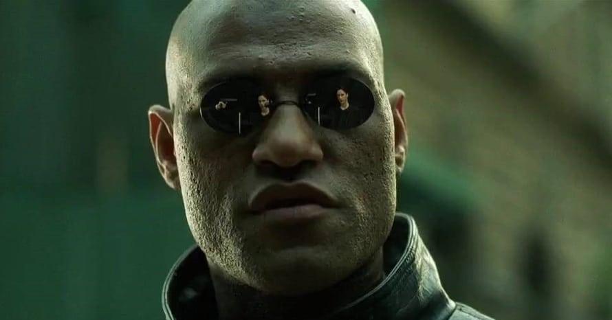 Lilly Wachowski The Matrix Laurence Fishburne Morpheus Keanu Reeves