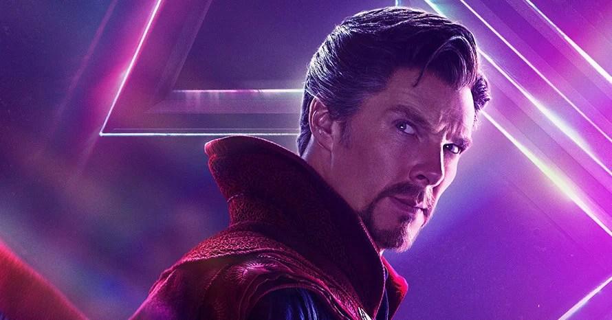Scott Derrickson Avengers Infinity War Benedict Cumberbatch Doctor Strange Endgame Danny Elfman Sam Raimi Kevin Feige
