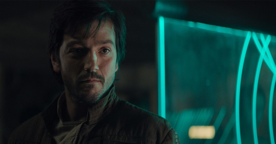 The Empire Takes Over In New Set Photos From Diego Luna's 'Andor'