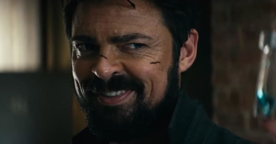 Karl Urban Reveals First Look At Billy Butcher In 'The Boys' Season 3