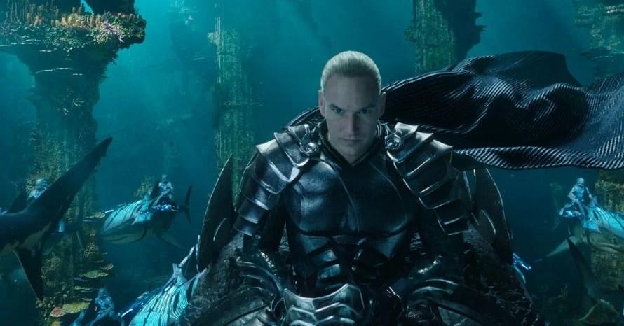 Patrick Wilson Orm Aquaman 2 James Wan