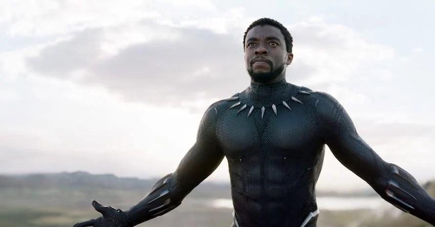 Kevin Feige Wakanda Forever Terry Gilliam Chadwick Boseman Black Panther Kendrick Lamar & The Weeknd Disney Plus Marvel